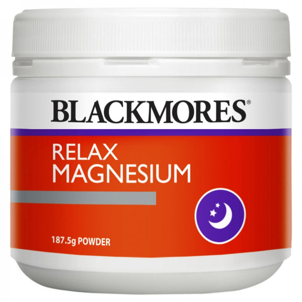 Blackmores Relax Magnesium Powder (187.5G)
