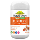 Natures Way Superfoods Tumeric 1000Mg 60 Tabs