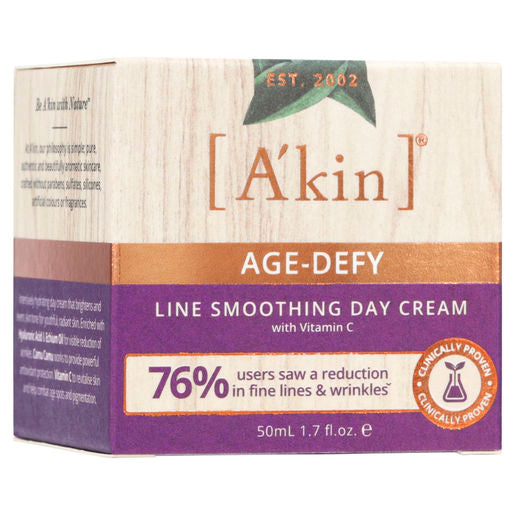 A'kin Line Smoothing Day Cream 50ml
