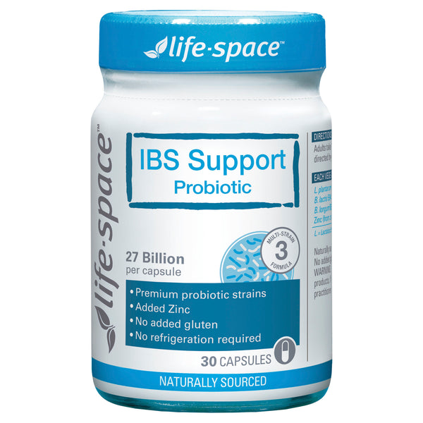 Life Space Ibs Support 30 Caps