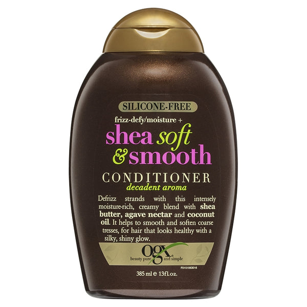 OGX Shea Soft Smooth Conditioner 385mL