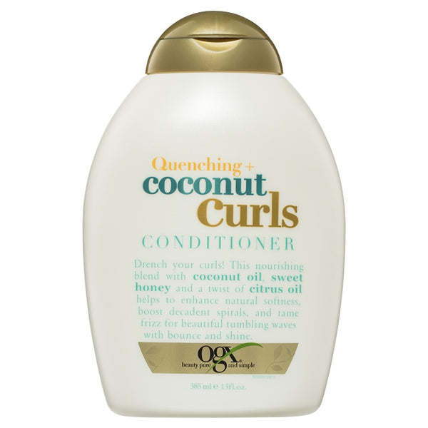 OGX Coconut Curls Conditioner 385mL
