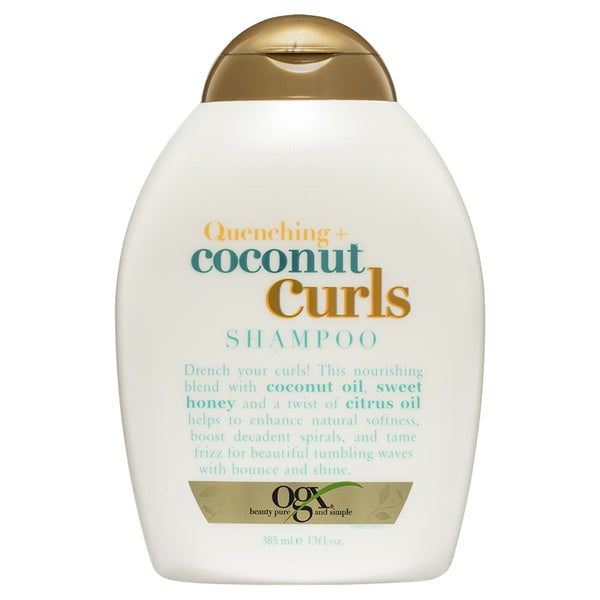OGX Coconut Curls Shampoo 385mL