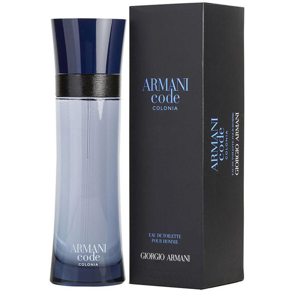 Armani Code Colonia 75ml Eau de Toilette
