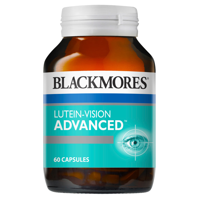 Blackmores Lutein-Vision Advanced 60 Caps
