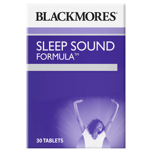 Blackmores Sleep Sound 30 Tabs