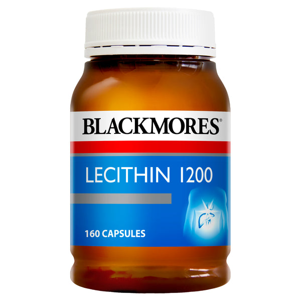 Blackmores Lecithin 1200Mg 160 Caps