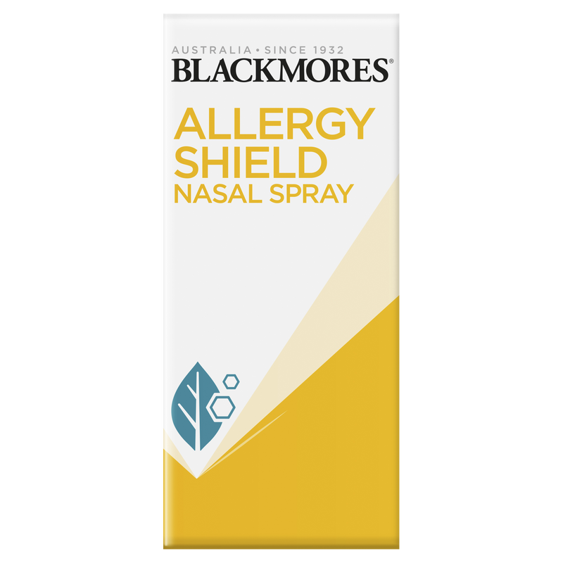 Blackmores Allergy Shield Nasal Spray (800Mg)