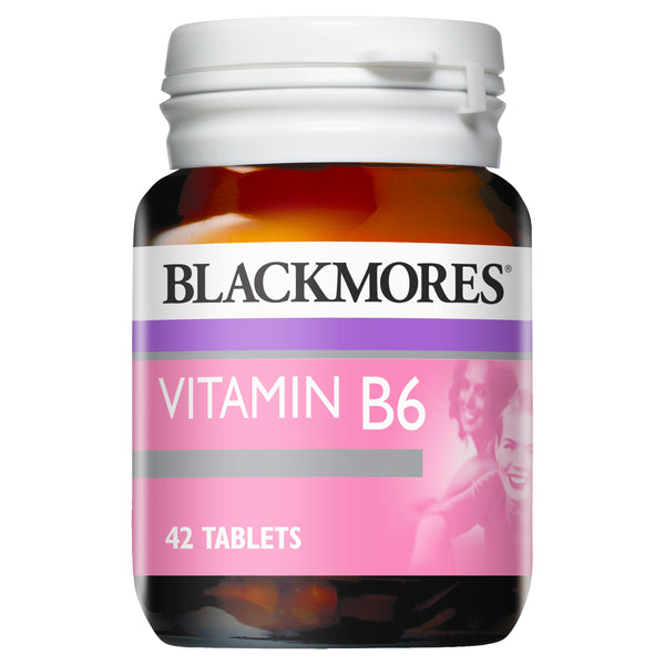 Blackmores Vitamin B6 42 Tabs