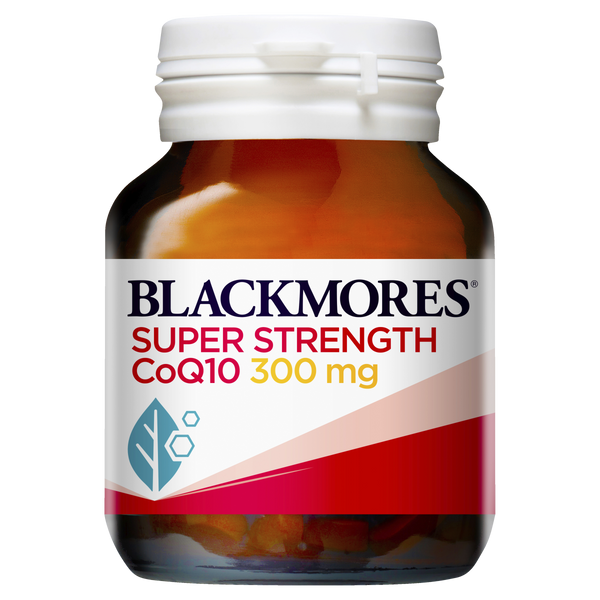 Blackmores Coq10 Super Strength 300Mg 30Caps
