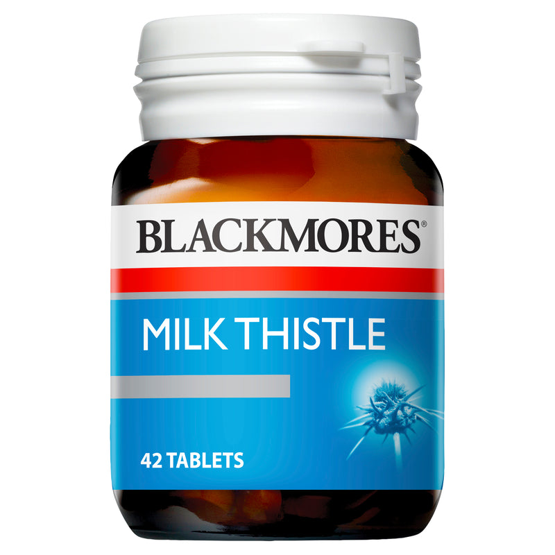 Blackmores Milk Thistle 42 Tabs
