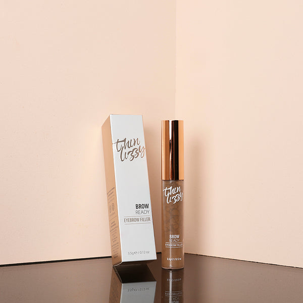 Thin Lizzy Brow Ready Eyebrow Fillers Mid Brown