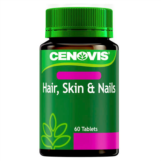 Cenovis Hair Skin & Nails 60 Tab