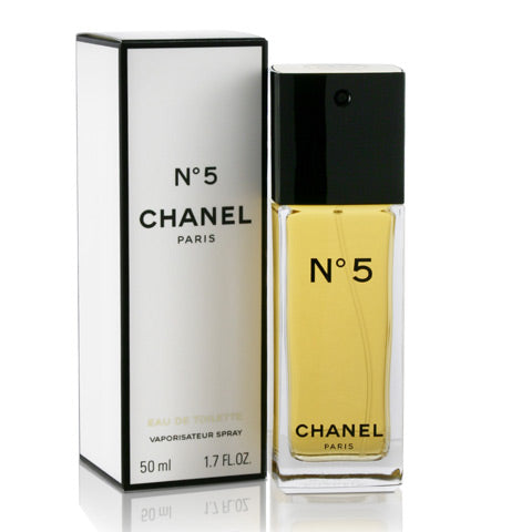 Chanel No. 5 50ml Eau de Toilette