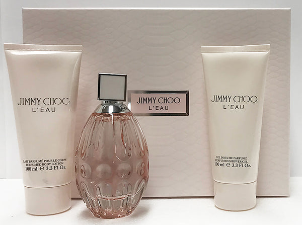Jimmy Choo L'eau 3 Piece Gift Set