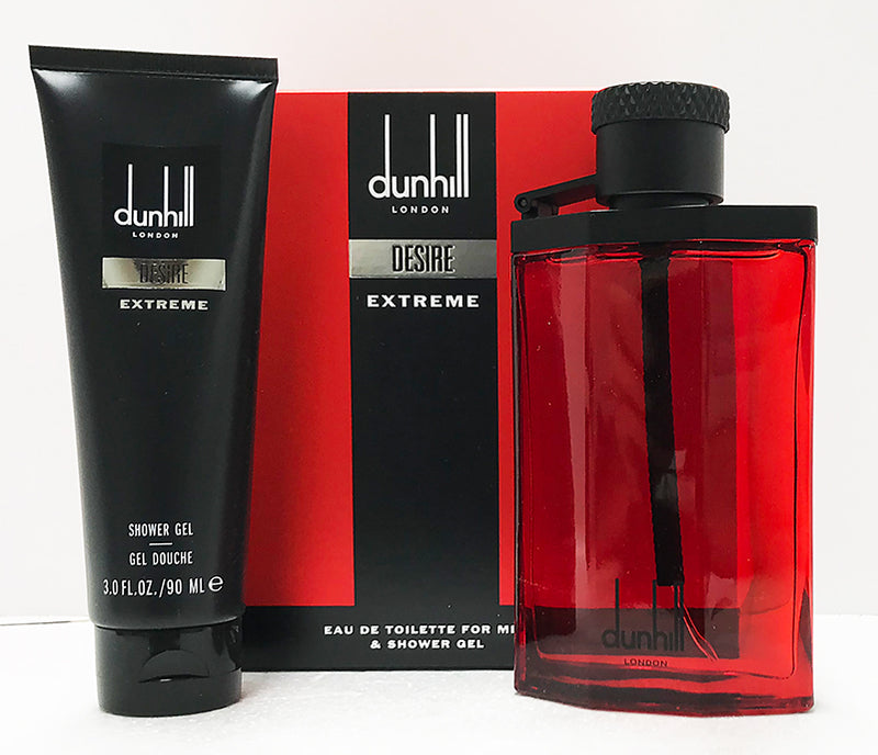 Dunhill Desire Extreme 100ml EDT 2 Piece Gift Set
