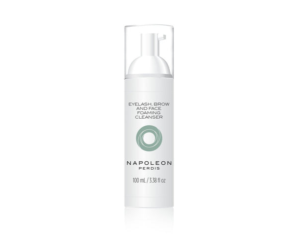 Napoleon Perdis Eyelash, Brow and Face Foam Cleanser