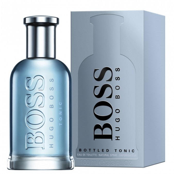 Hugo Boss Bottled Tonic 100ml Eau de Toilette