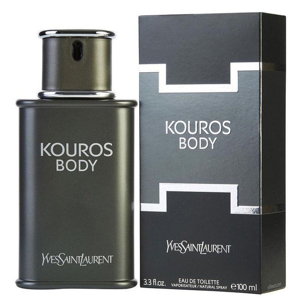 Kouros Body 100ml Eau de Toilette