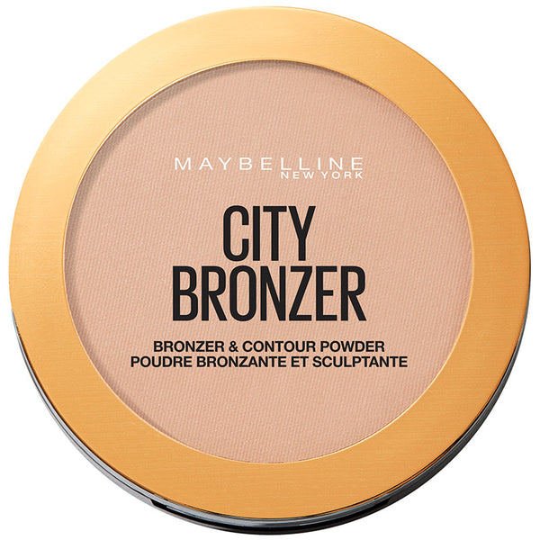 Maybelline City Bronzer and Contour Powder - Medium Warm 250
