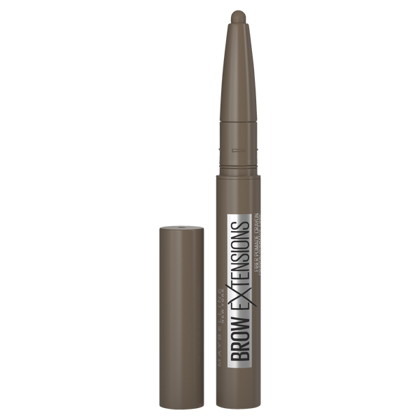 Maybelline Brow Extensions Eyebrow Pomade Crayon - Medium Brown