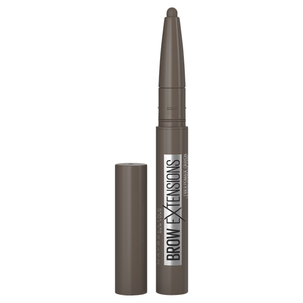 Maybelline Brow Extensions Eyebrow Pomade Crayon - Deep Brown