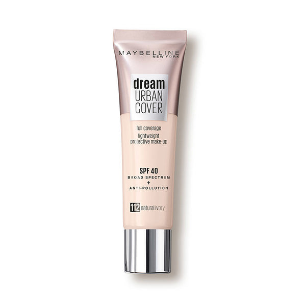 Maybelline Dream Urban Cover Liquid Foundation - Natural Ivory