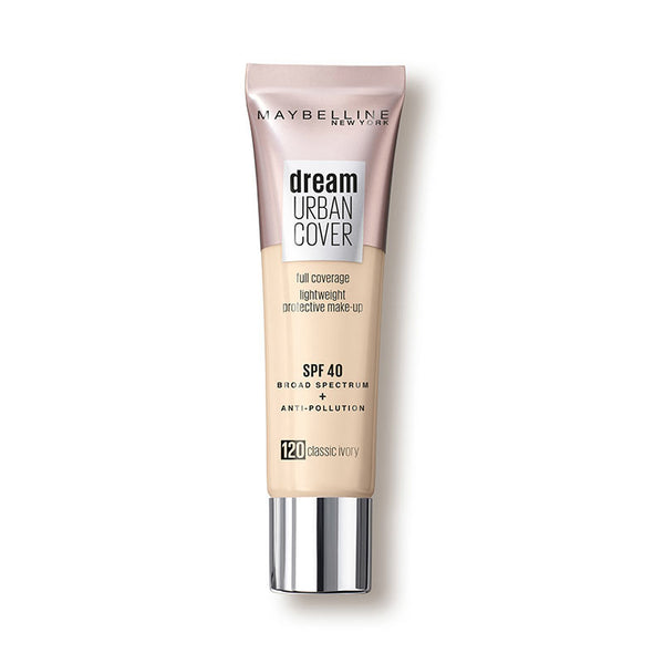 Maybelline Dream Urban Cover Liquid Foundation - Classic Ivory
