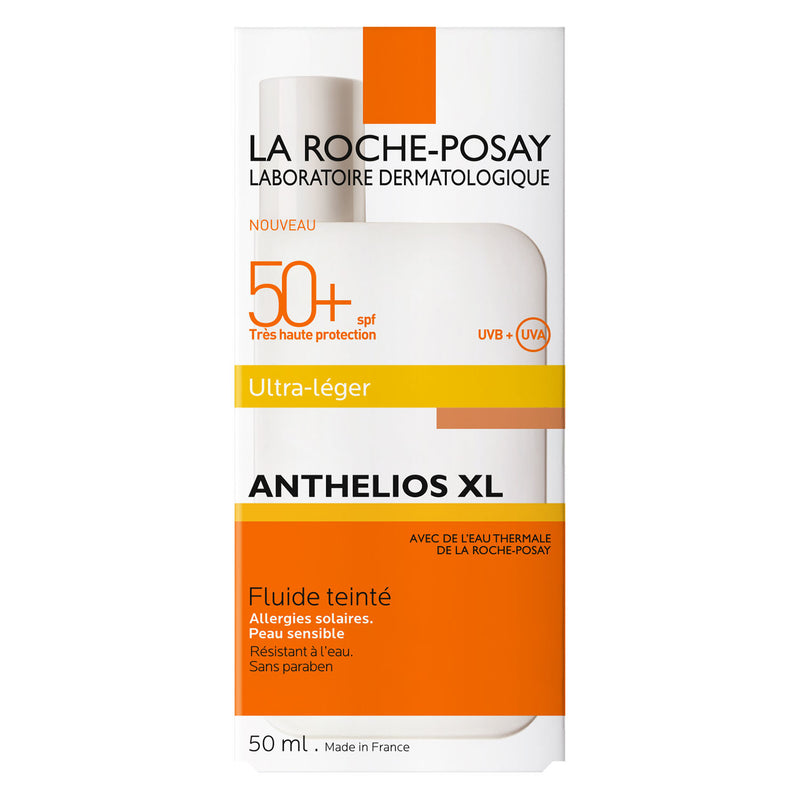 La Roche-Posay Anthelios Ultra Light Tinted Spf 50+ 50ml