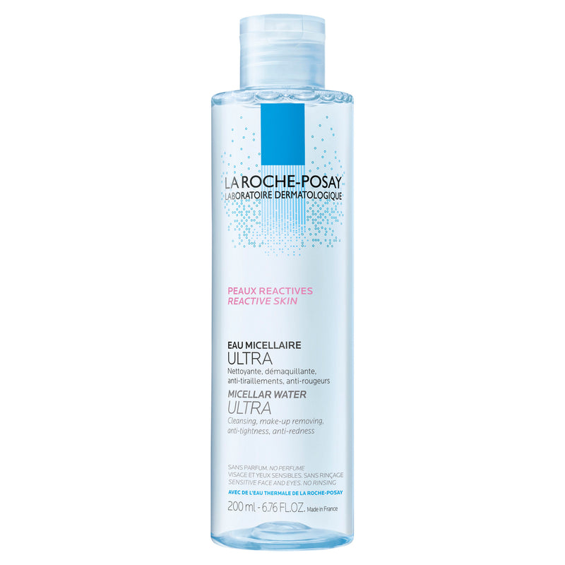 La Roche-Posay Ultra Micellar Water For Reactive Skin 200ml