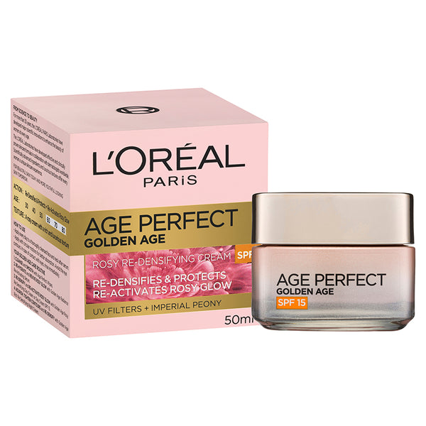L'Oréal Paris Age Perfect Golden Age Re-Densifying Spf15 Day Cream