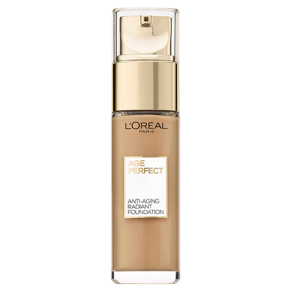 Loreal Anti Aging Foundation 380 Golden Honey