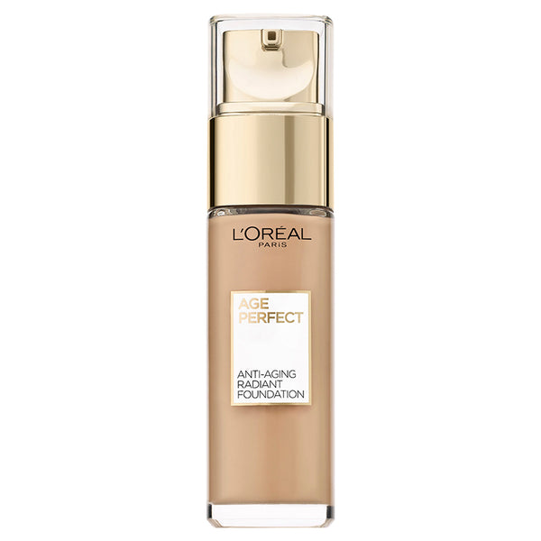 Loreal Anti-Aging Foundation 180 Golden Beige