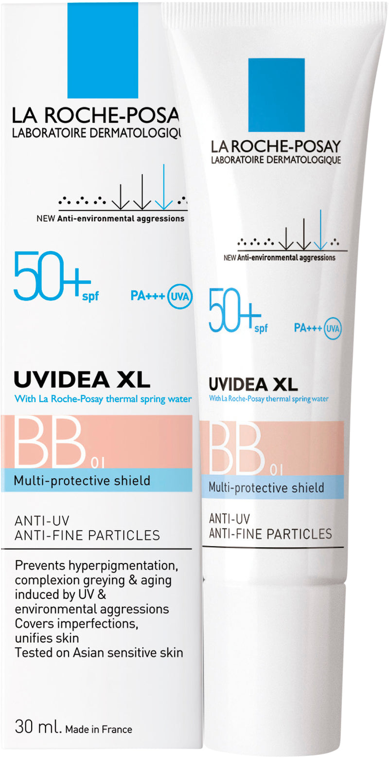 La Roche-Posay  Uvidea BB Cream 02 Medium 30ml