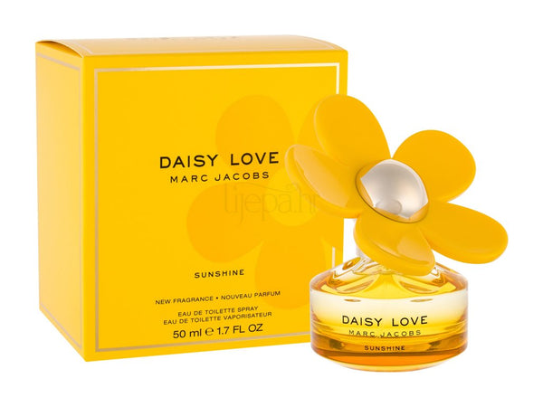 Marc Jacobs Daisy Love Sunshine 50ml Eau de Toliette