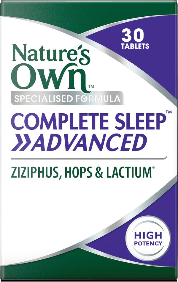 Natures Own Complete Sleep Advanced