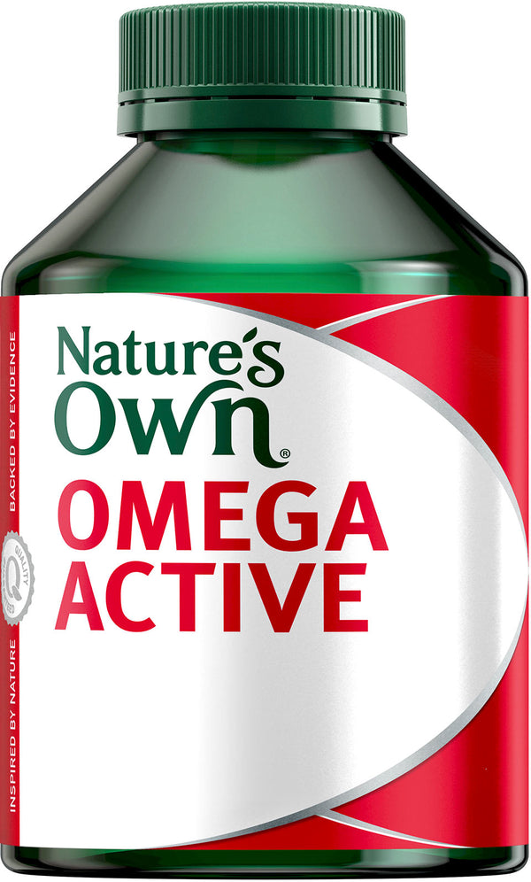 Omega Active relieve mild joint pain inflammation