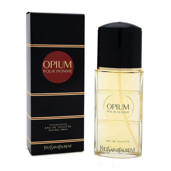 Yves Saint Laurent Opium Men 100ml Eau de Toilette