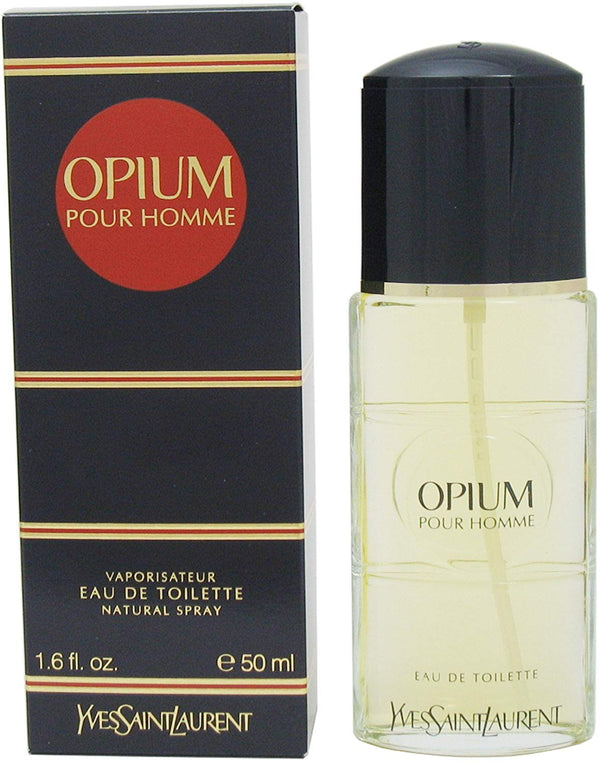 Yves Saint Laurent Opium Men 50ml Eau de Toilette