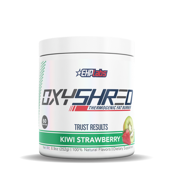 Oxyshred Thermogenic Fat Burner Kiwi Strawberry 60 Serves