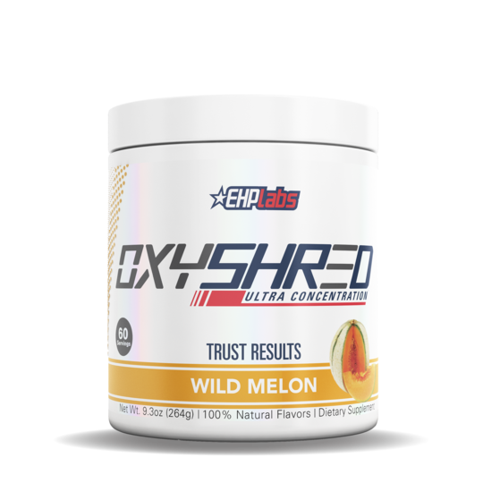 Oxyshred Thermogenic Fat Burner Wild Melon 60 Serves