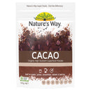 Natures Way Superfoods Cacao Powder 125G