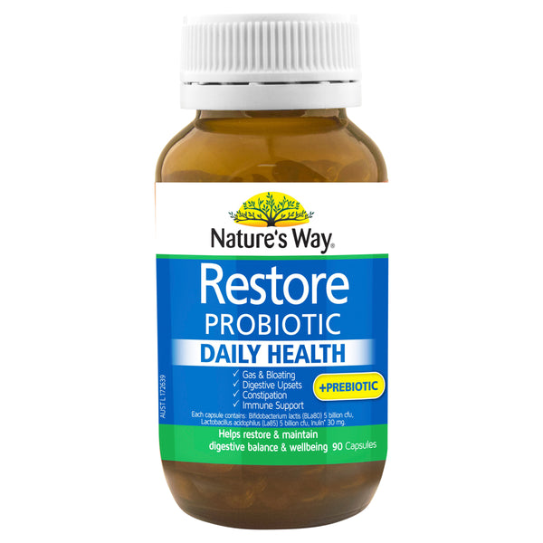 Natures Way Restore 90 Caps
