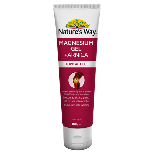 Natures Way Magnesium Gel 100G