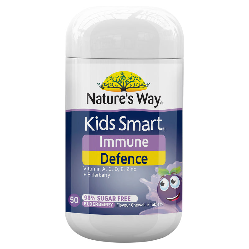 Natures Way Kids Smart Immunity 50S