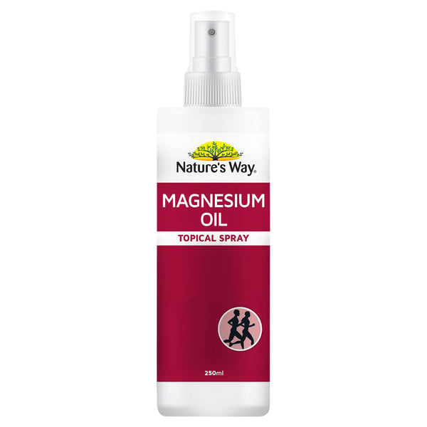 Natures Way Magnesium Oil 250ML