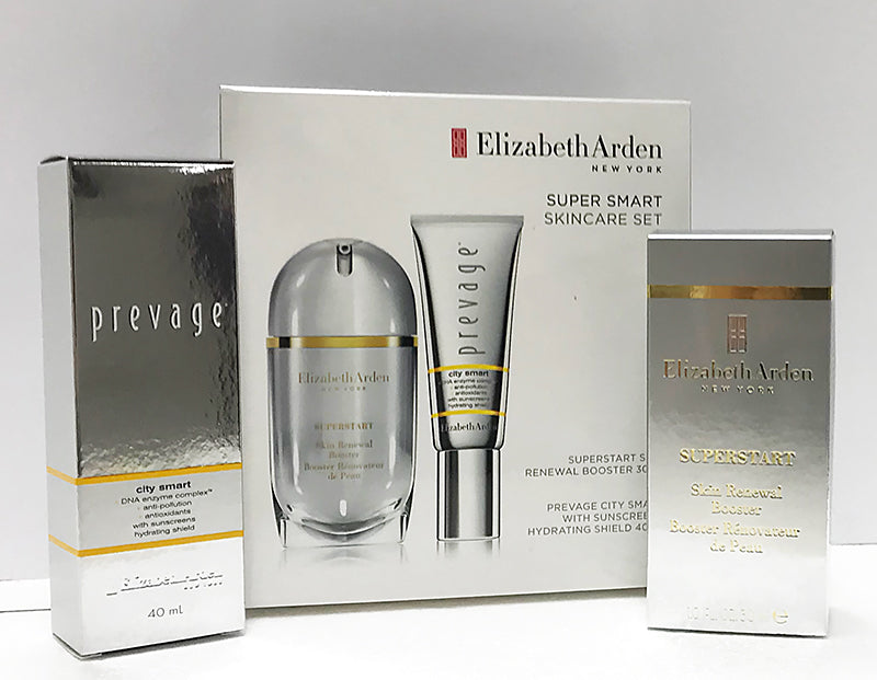 Elizabeth Arden Super Smart Skincare Set