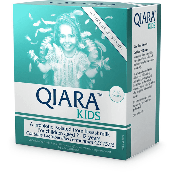 Qiara Kids 2-12Yrs 28 Sachets