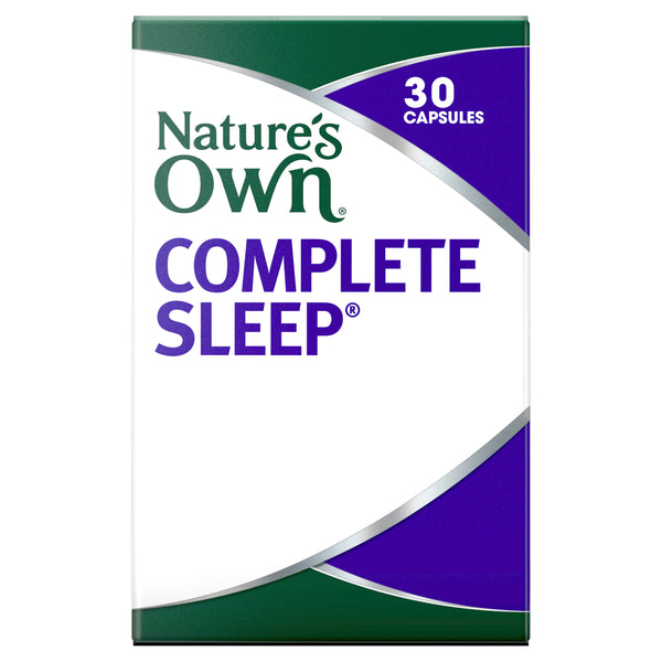 Natures Own Complete Sleep 30 Caps
