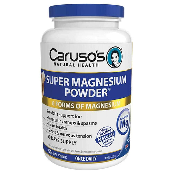 Caruso's Super Magnesium Powder®